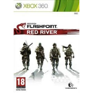 Louer Operation Flashpoint Red River sur Xbox360
