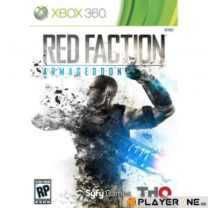 Louer Red Faction Armageddon sur Xbox360